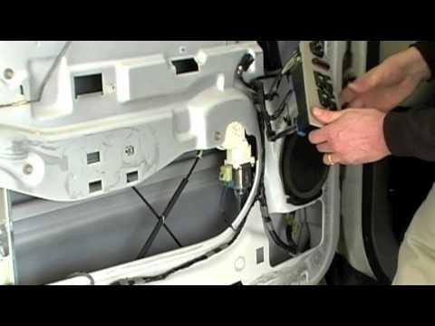 2005 Chevy Avalanche Wiring Diagram How To Replace Install Power Window Regulator Gmc Yukon Xl