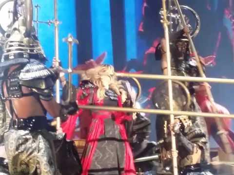 Madonna Rebelheart World tour