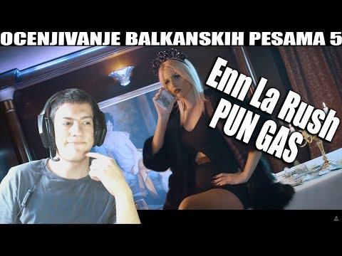 OCENJIVANJE BALKANSKIH PESAMA - Enn La Rush x Panter - Pun Gas