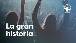La gran historia. | La vuelta al corazón | Rony Madrid
