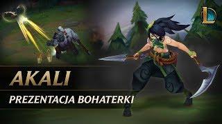 Prezentacja bohaterki Akali | Rozgrywka — League of Legends