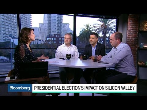 What Does a Trump Presidency Mean for Silicon Valley?