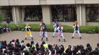 【踊ってみた】マジLOVE→まっさら→メグメグ【マジIDOL1000%】 thumbnail