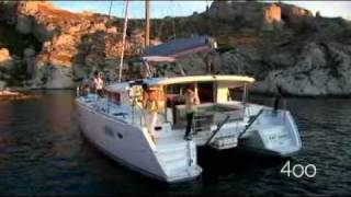 Istion Yachting - Our Lagoon 400 catamaran for charter in Greece