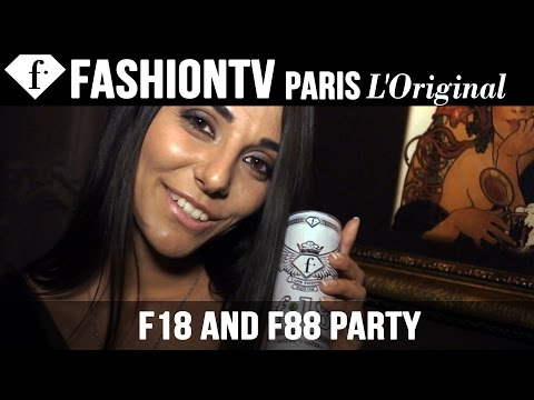 F18 and F88 Party at St Vlas, Bulgaria | FashionTV
