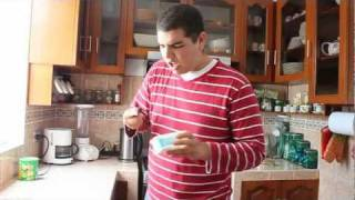 """Parodia de Danza Kuduro - """"El Pan Ta Duro""""- Pancholanda - 2011"""