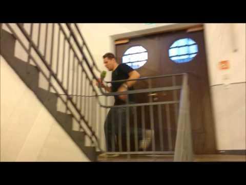 Markus' Treppenlauf