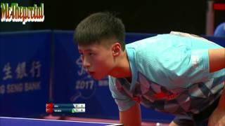 Table Tennis Hong Kong Youth Open 2017 - Xu Haidong Vs Yang Shuo -