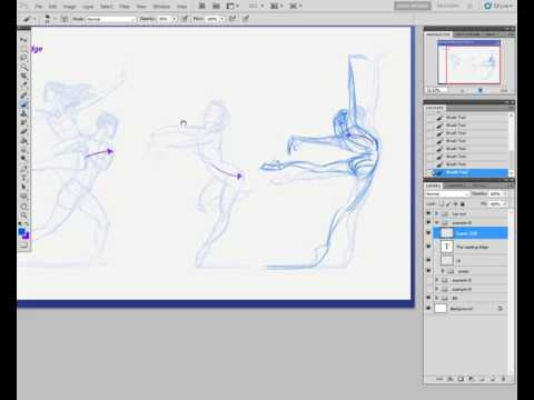 How can you make a pose more dynamic? pt 03