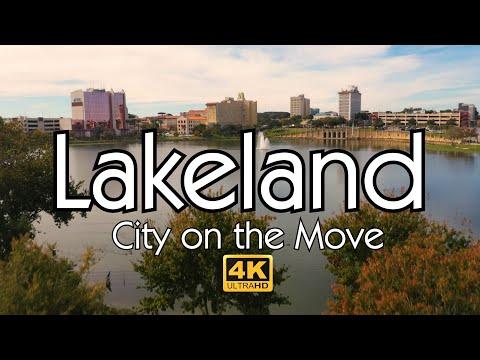 Lakeland, Florida - City On The Move