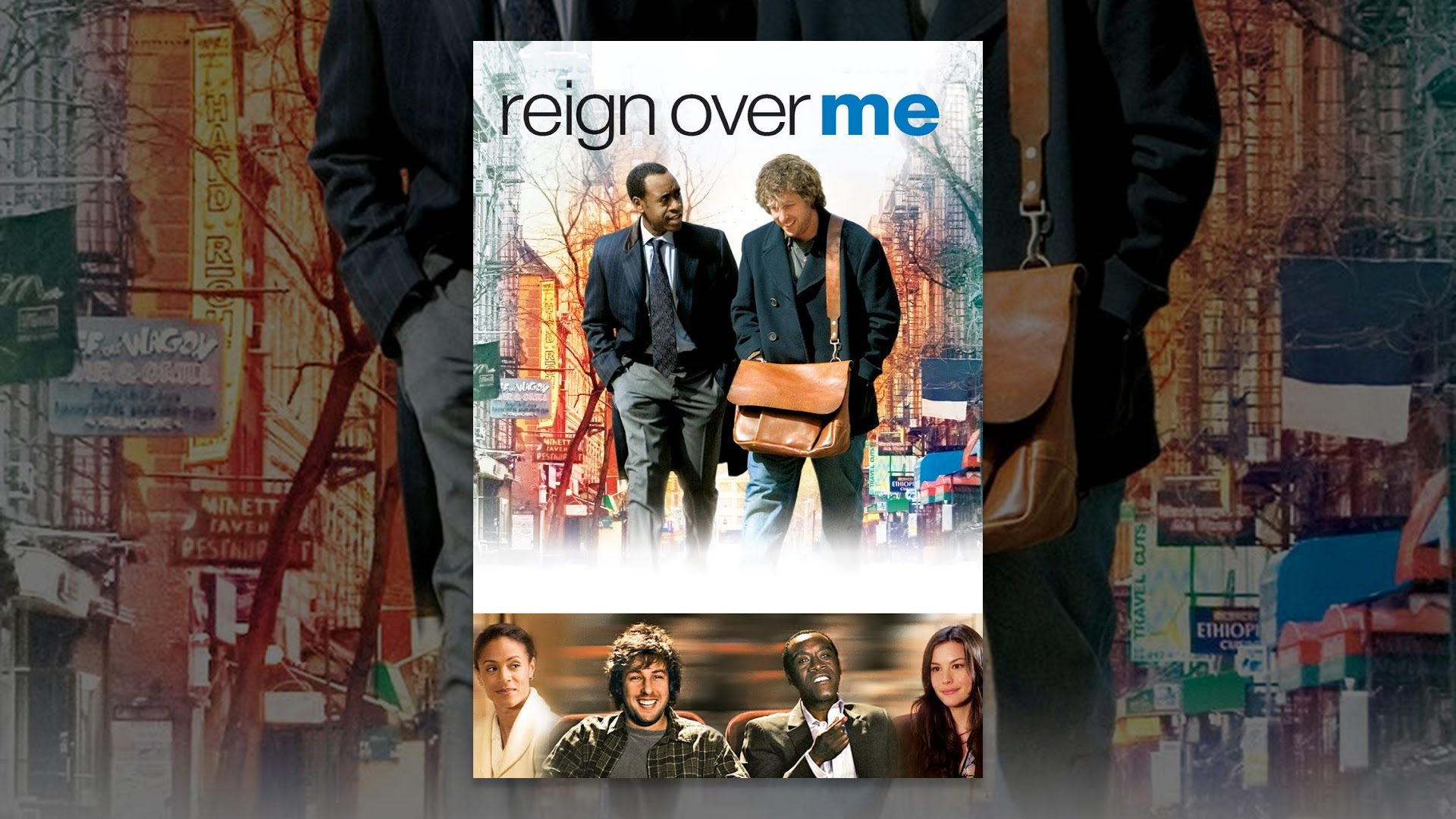 Download Reign Over Me