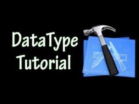 Data types in c programming language