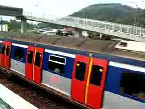 KCR EMU - Refurbished Stock in Kau Lung Hang