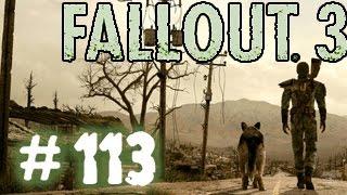 Fallout 3. Прохождение 113 - Келлеры или самое мощное и бесполезное оружие.