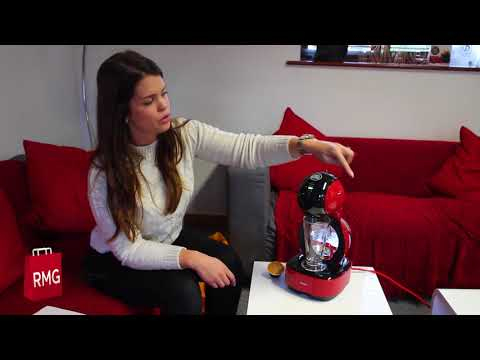 Dolce Gusto Lumio Coffee Machine Launch