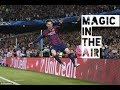 Magic in the air Messi version||by LM 10