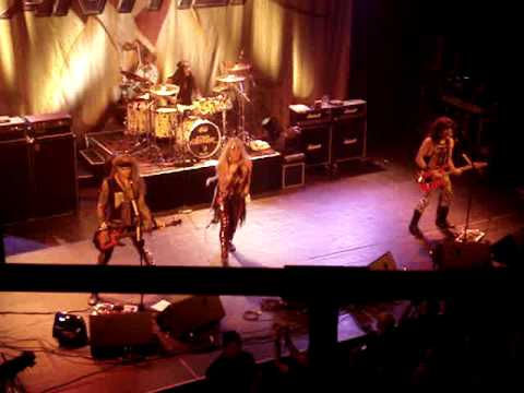 Steel Panther - Supersonic Sex Machine (Montreal August 10, 2012) Song 2 of 25