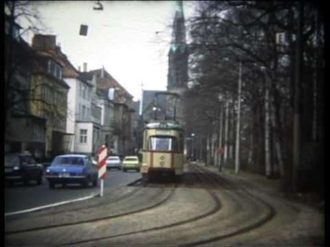 Straßenbahn in Hannover (1970er-Jahre, Stadtteil List)