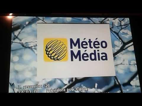 MeteoMedia Pour Calgary Prévisions Locales à Nature en Action