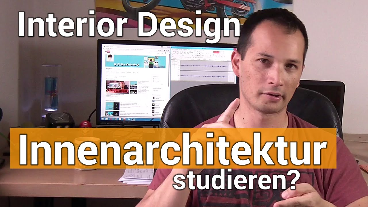 Innenarchitekt studium  Innenarchitektur studieren, gute Idee? Interior Design - YouTube