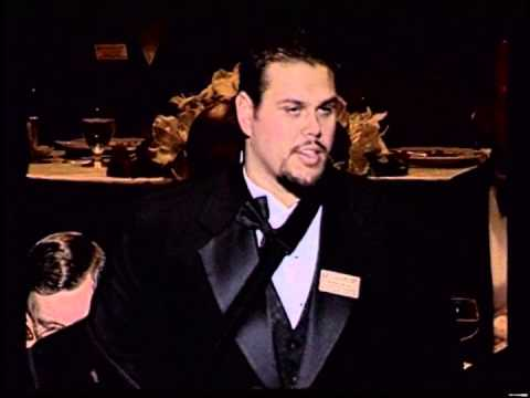 2004 Campbell Trophy Winner Michael Munoz (Tennessee) - Acceptance Speech