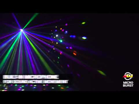 American DJ Micro Burst ON-THE-GO @ Getinthemix.com