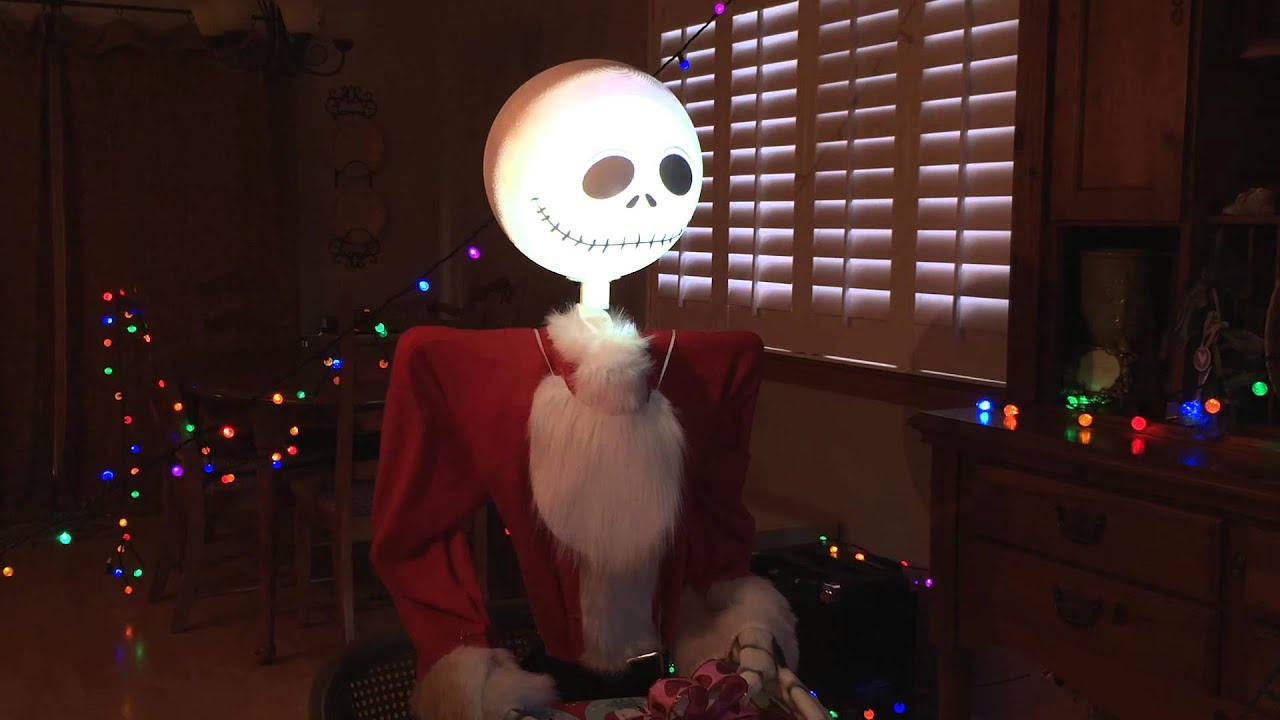 Jack Head Animation What\'s This from The Nightmare Before Christmas ...