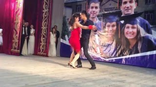 Latin dance in Asian Medical Institute  2015