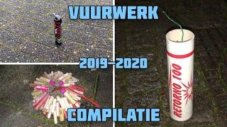 VUURWERK COMPILATIE 2019-2020 | VEEL SIERVUURWERK! | ILLEGAAL & LEGAAL