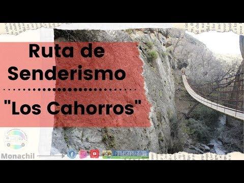 """Ruta De Senderismo """"Los Cahorros""""   Monachil"""