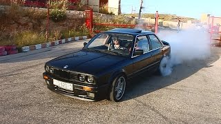 Two Single Turbo 1JZ E30
