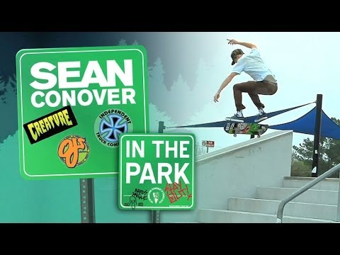 Creature Skateboards Sean Conover In the Park