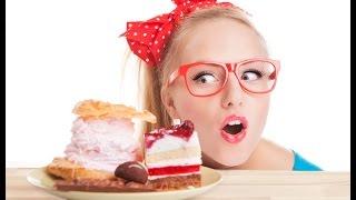 Сладкая диета: сладкое во время диеты (Видеоверсия)