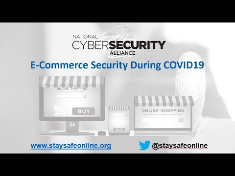 E Commerce Security During COVID 19