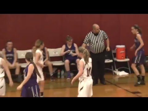 NCCS - Ticonderoga Girls  12-18-15