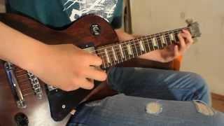 Metallica - Enter sandman( guitar cover by Alexander Tyan)
