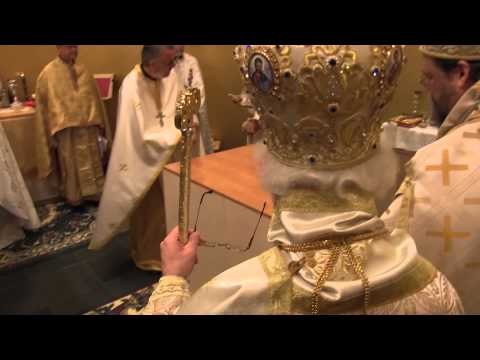 Consecration of  St Elizabeth Orthodox Church