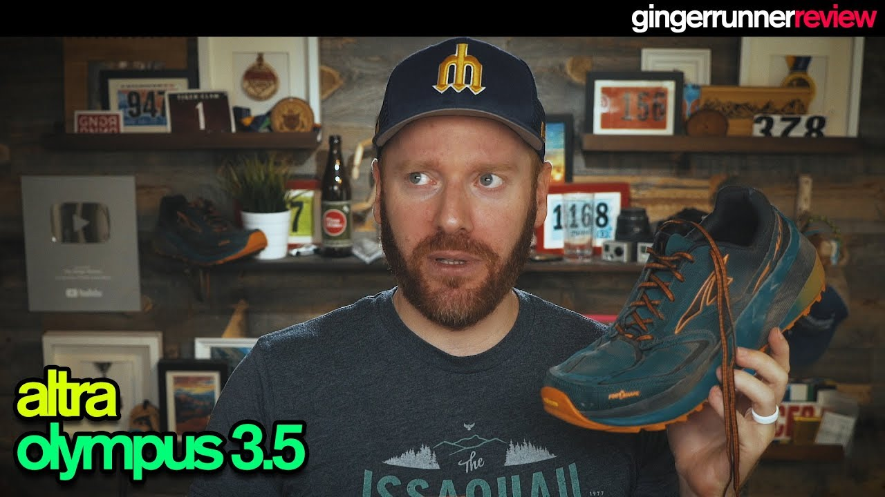 ALTRA OLYMPUS 3.5 REVIEW | The Ginger