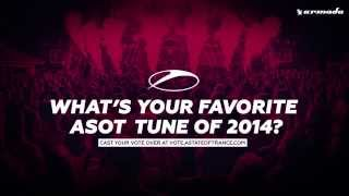 ASOT Tune Of The Year 2014 - VOTING STARTED