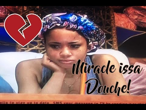BBNAIJA 2018: YOU WILL HATE MIRACLE AFTER YOU WATCH THIS!!
