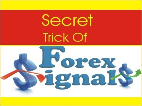 Secret forex signals