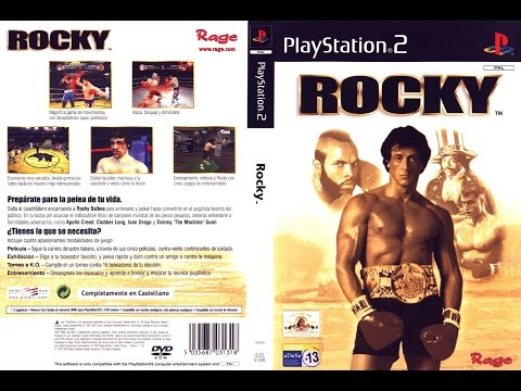 Rocky (2002) - PS2 Playstation 2 Longplay [006]