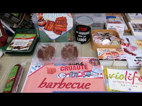 Un barbecue vegan, c'est possible !