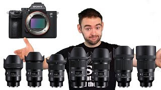 Have SONY & SIGMA just CHANGED the game?
