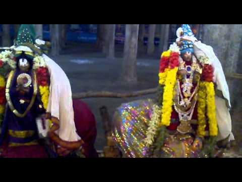 Srirangam Temple Urchavar Avatharam.by Rocfort Jai.. U D C..trichy