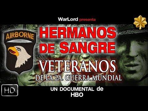 Ver Hermanos de Sangre (Band of Brothers)🎖 Veteranos de Guerra HD español en Español