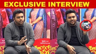 Exclusive interview With Kaatrin Mozhi Music Director A. H.Kaashif
