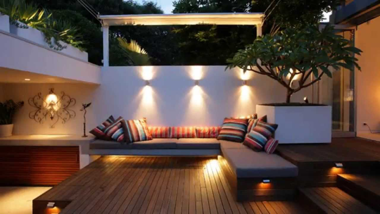 Decking Designs For Small Gardens backyard deck designs - youtube