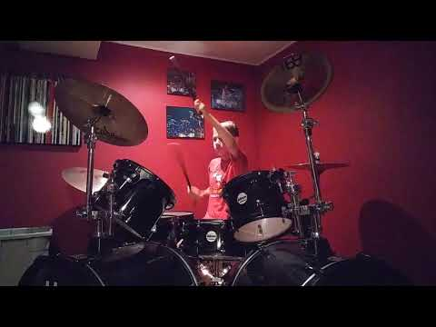 Rush tom sawyer drum solo