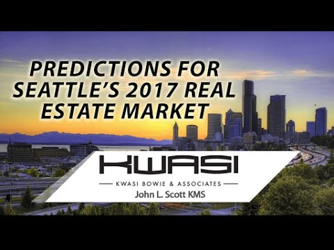 Seattle Real Estate Agent: Predictions for Seattle's 2017 real estate market
